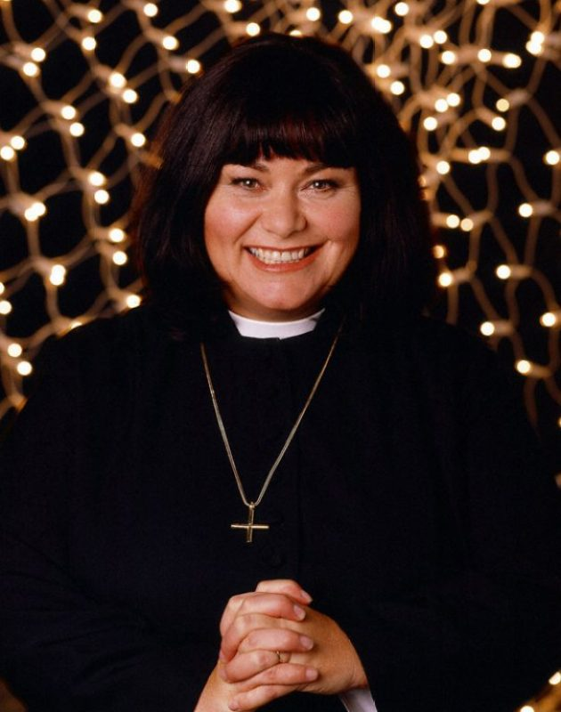 Dawn French TV vicars