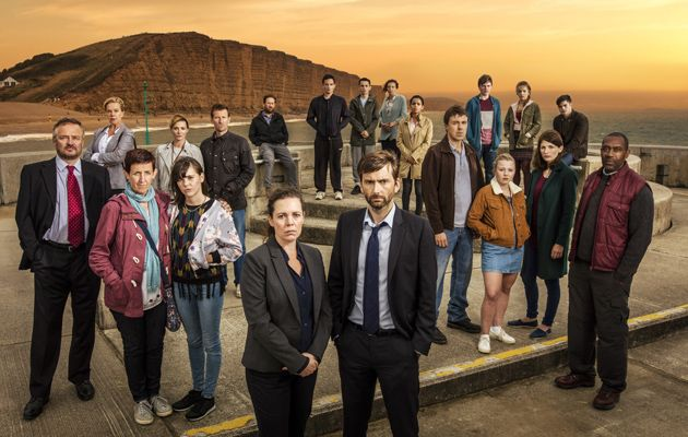 All the residents of Broadchurch