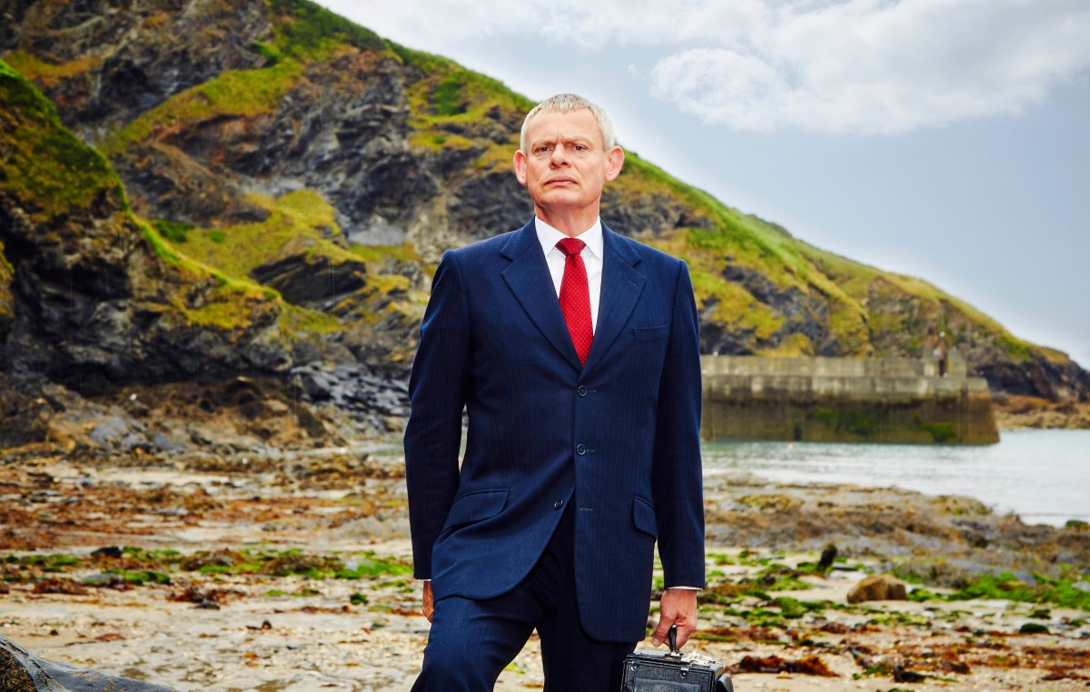 Doc Martin returns