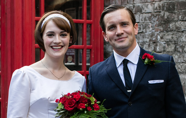 Wedding Call the Midwife