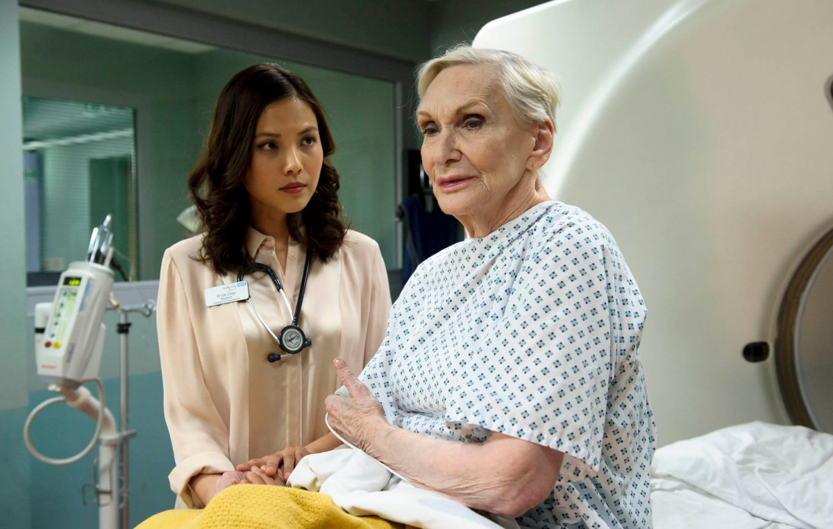 Crystal Yu talks Casualty