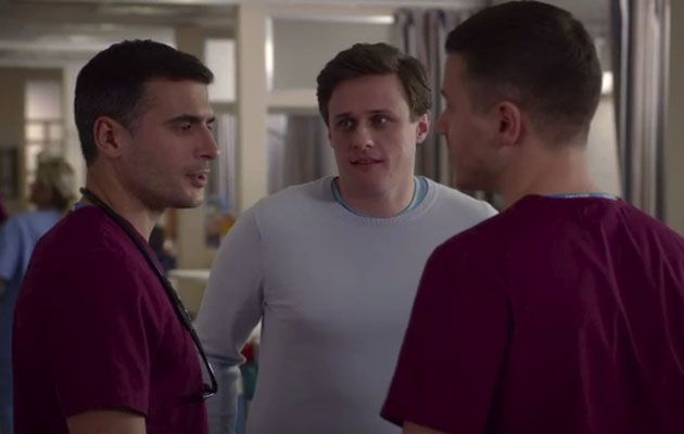 Holby Isaac, Kyle and Dom