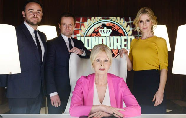 Ant and Dec's Saturday Night Takeaway' TV Series - Mar 2017