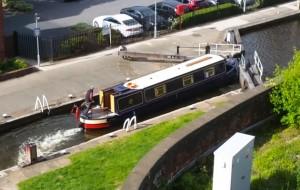 Narrowboat Granary Wharf