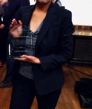 Gloria at the YAC 2014