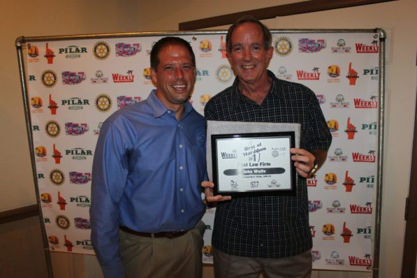 Best Attorney (Chris Bull and John Wolfe)