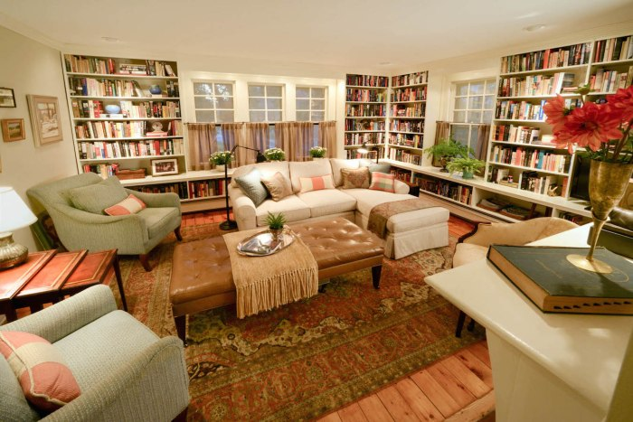 Historic Hartford Remodel Library Overview