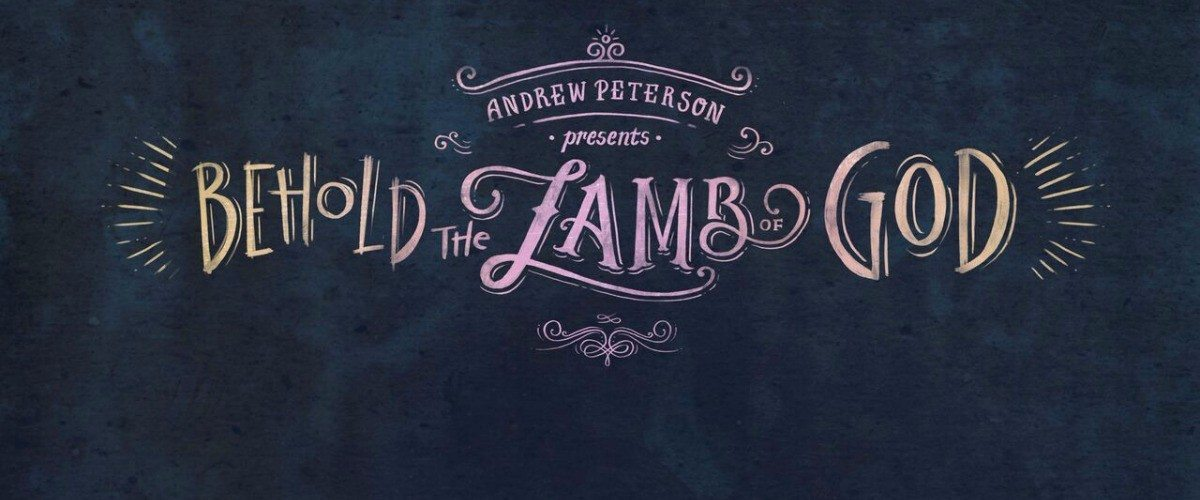 Andrew Peterson Lamb of God Christmas Concert KGLY