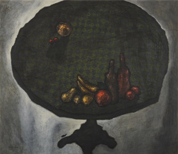 Nihad AL-TURK Table