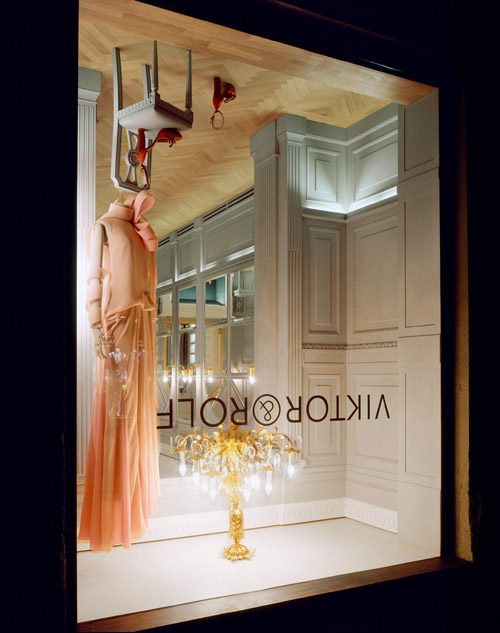 Viktor and Rolf Upside Down Store 2