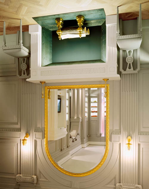 Viktor and Rolf Upside Down Store 4