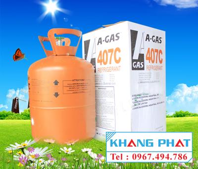gas lanh a-gas-407c