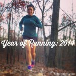 My Year in Running: 2014