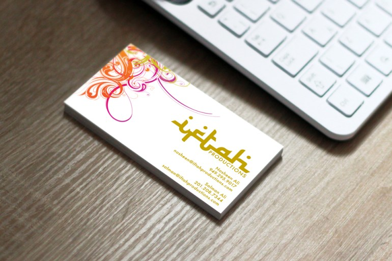 IftahProductions_BusinessCardMockup
