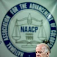 Romney & Biden -- NAACP Convention Speeches