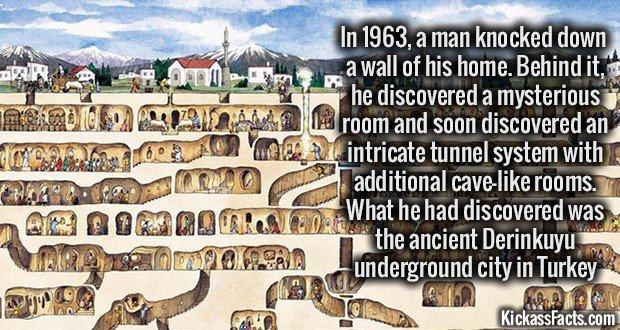 1144 Cappadocia underground City