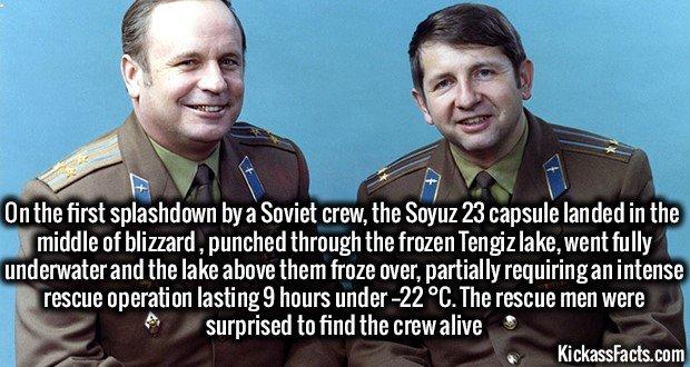 1235 Soyuz 23