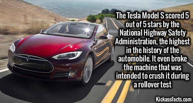1236 Tesla Model S