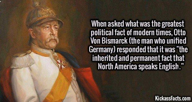 1277 Otto Von Bismarck