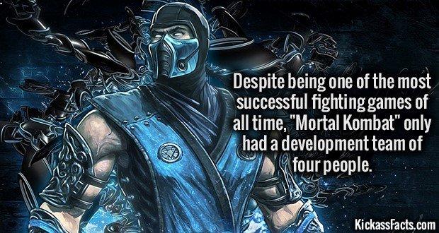 1427 Mortal Kombat