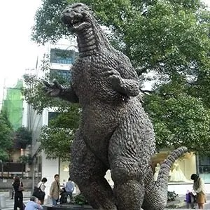 Godzilla-Facts About Hiroshima and Nagasaki