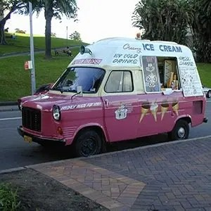 Ice Cream Truck-Interesting Facts About Harry Potter