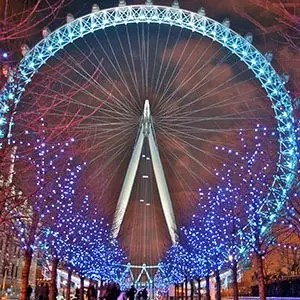 London Eye-Interesting Facts About London