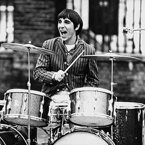 Keith Moon-Random Facts List