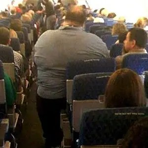 Severely overweight Passengers-Interesting Facts About Aircrafts