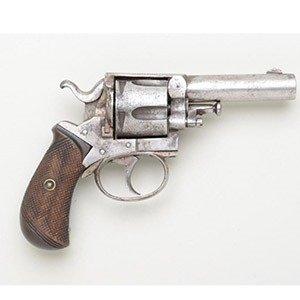 Garfield assassination gun