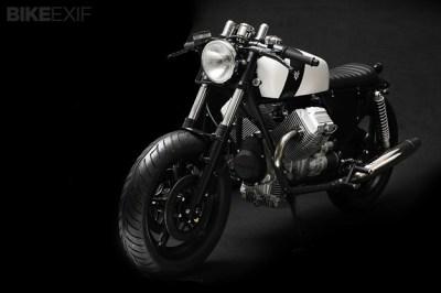 Moto Guzzi V75 by Venier Customs   Bike EXIF