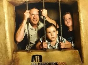Old Melbourne Gaol : Walking in Ned Kelly's Last Footsteps