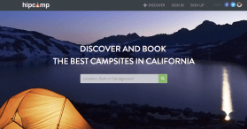 Hipcamp really does make it this easy to find an outdoor adventure that's right for your family.