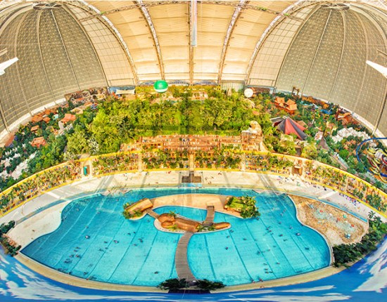 Tropical Islands Resort, Krausnick, Germany