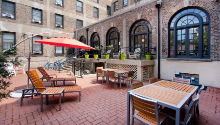 Chicago's Getaway Hostel is buttoned up, but still backpacker-friendly.
