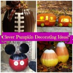 Fun Ideas For Decorating Pumpkins – Kid Friendly Things To Do .com