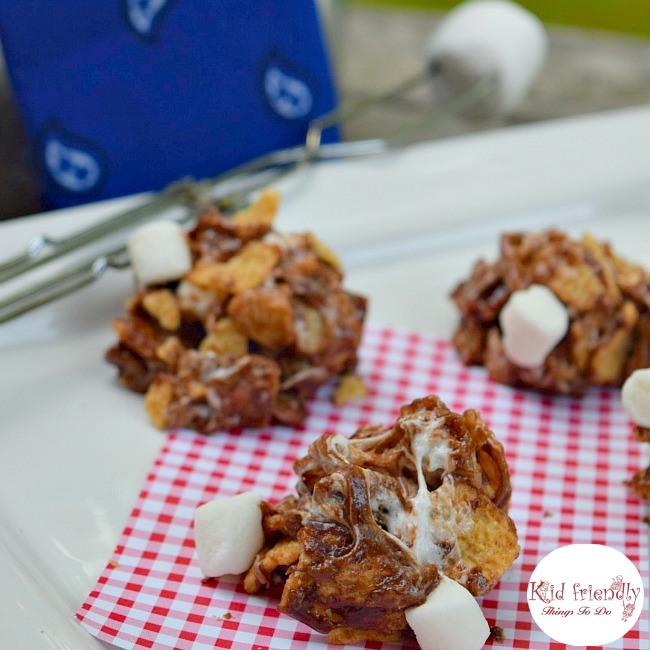 Cinnamon Toasters Cereal S'mores Drops