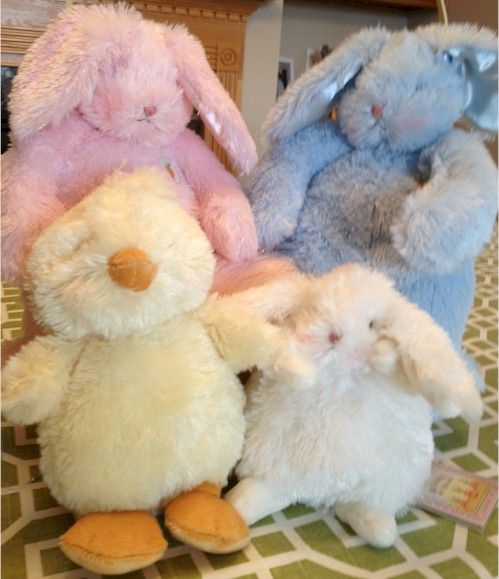 Stuffed Bunnies