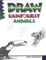Draw Rainforest Animals