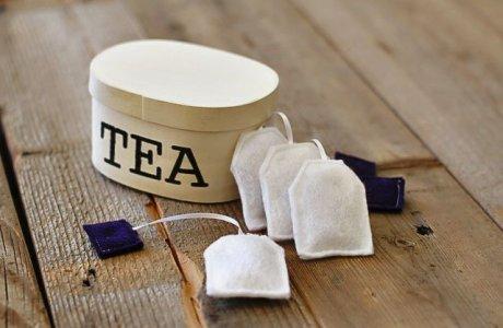 Pretend Play – Tea Bags