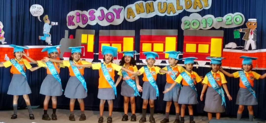 Our little Graduates