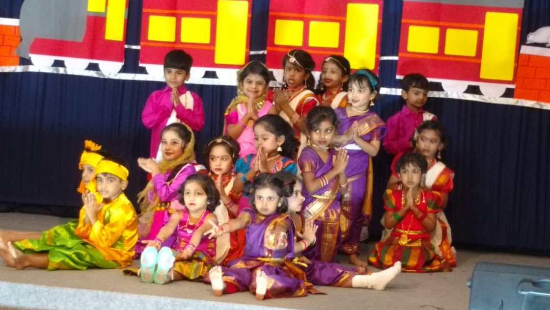 Let's Celebrate India!