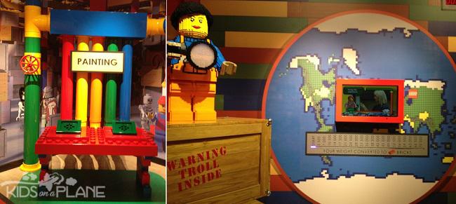 Legoland Discovery Centre Toronto Factory Tour
