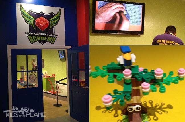 Legoland Discovery Centre Toronto Review - Master Builder Academy