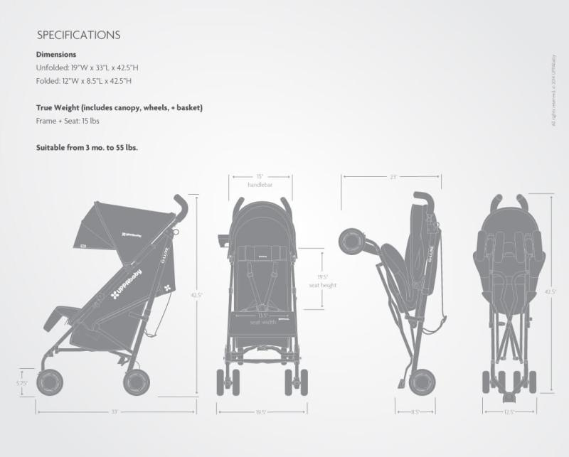Large Of Uppababy G Luxe