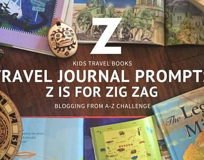 Z is for Zig-Zag