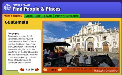Nat Geo Kids Country Profiles- Kid World Citizen
