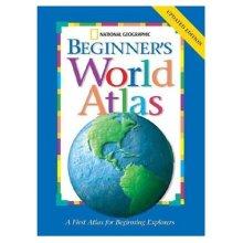 National Geographic Beginner World Atlas- Kid World Citizen