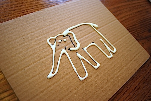 Asian Elephant Patinting Art Project- Kid World Citizen
