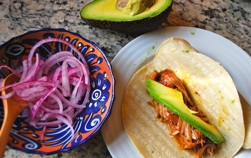 Cochinita Pibil Mexico Tacos- Kid World CItizen